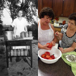 Then: Canning programs for girls. Now: Food preservation programs for families and for businesses.